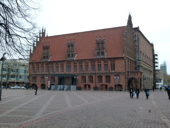 """Altes Rathaus: The """"Old City Hall"""""""