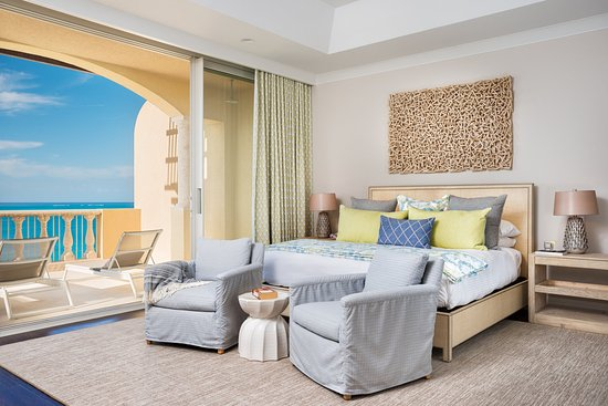 Grace Bay Club: Estate Bedroom