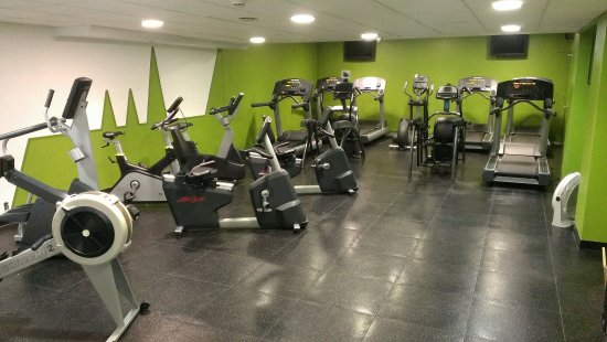 Plymouth, MN: Workout Room
