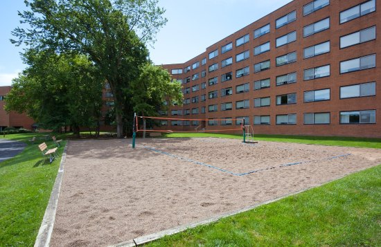 Plymouth, MN: Sand Volleyball Court