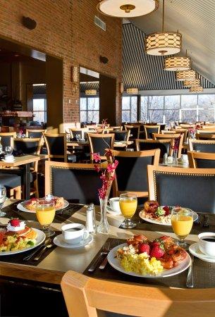 พลิมัท, มินนิโซตา: Breakfast Area