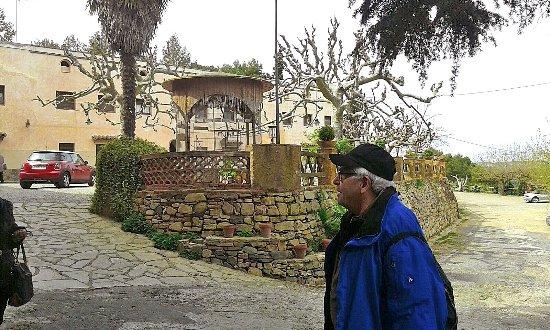 Vimbodi, Spain: el autor zona esterior