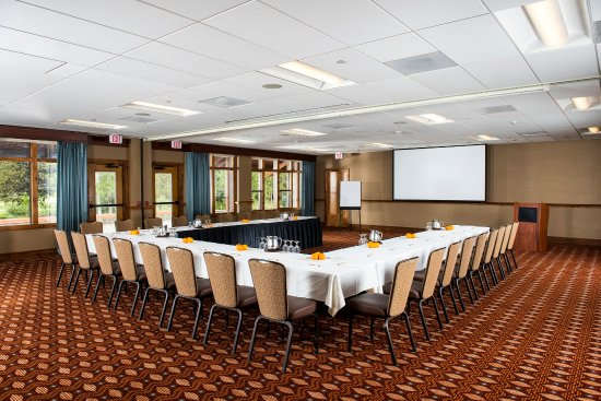 Sunriver Resort_Meetings_Landmark Room