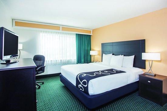 La Quinta Inn Berkeley: Guest Room