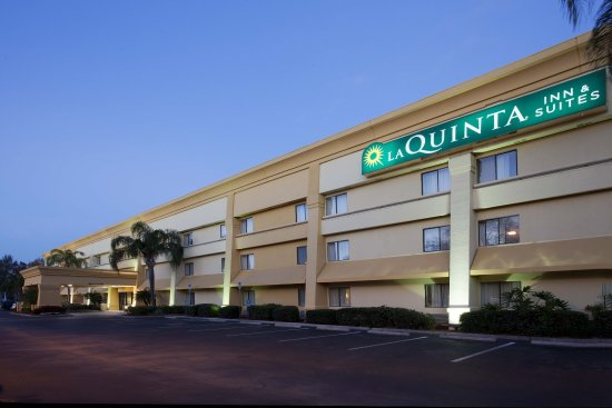 La Quinta Inn & Suites Tampa Fairgrounds - Casino : ExteriorView
