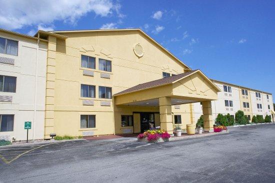 密爾沃基格倫代爾漢普頓大道拉昆塔套房飯店張圖片