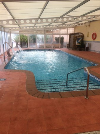 Playadulce hotel desde aguadulce espa a for Precio piscina climatizada