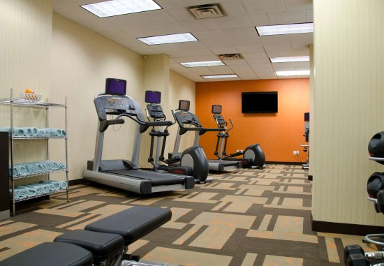 Waterbury, CT: Fitness Center
