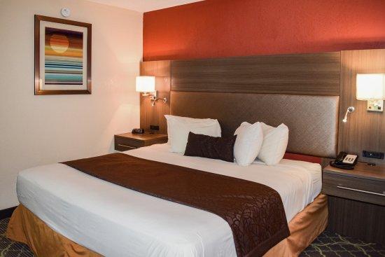 West Memphis, AR: Guest room