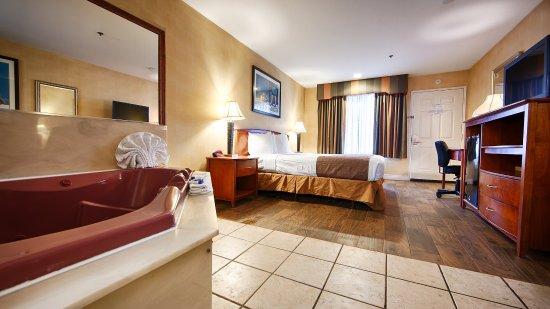BEST WESTERN Palm Garden Inn: Guest Room