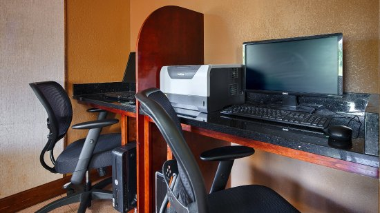 Best Western Inn & Suites of Macon : Business Center