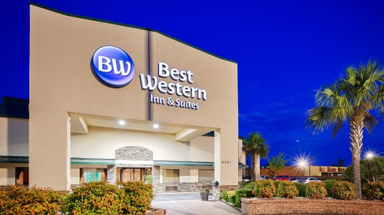 Best Western Inn & Suites of Macon : Exterior