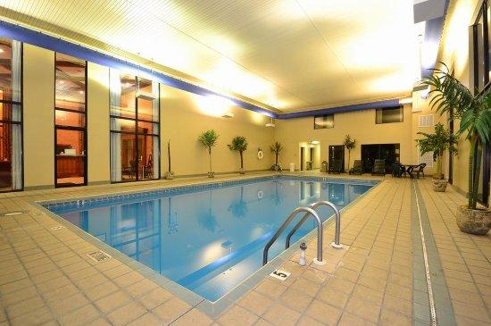 Best Western Vicksburg : Swimming Pool