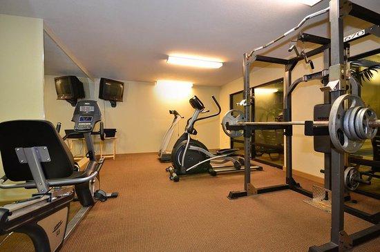 Best Western Vicksburg : Fitness Center