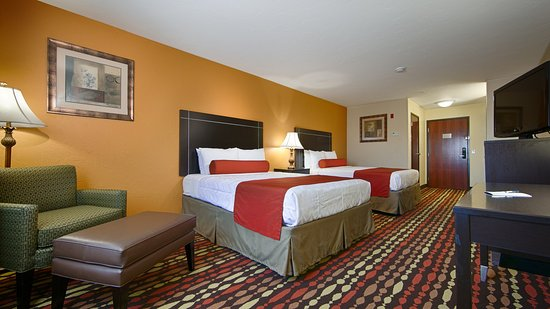 Best Western Greentree Inn & Suites: Guest Room