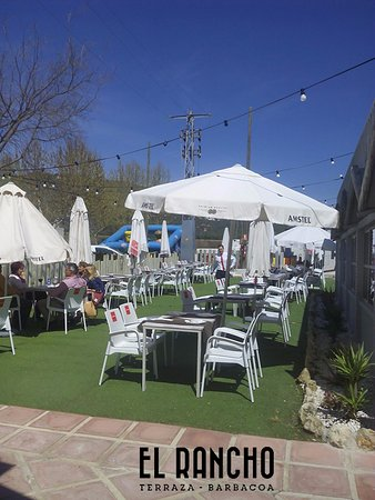 Terraza Barbacoa Picture Of Restaurante El Rancho Cordoba