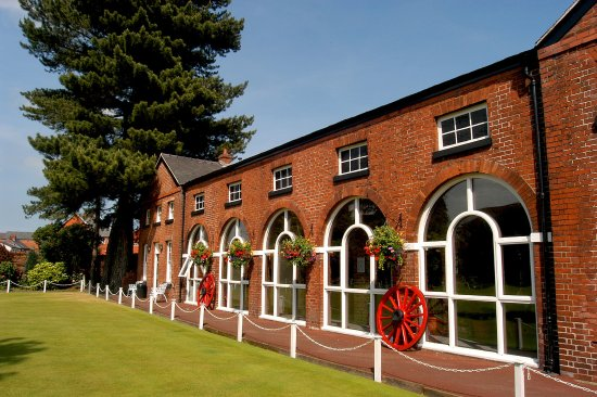 Oswestry, UK: Coach house
