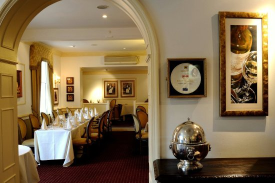 Oswestry, UK: Four Seasons Restaurant