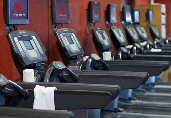 Warrensville Heights, OH: Fitness Center
