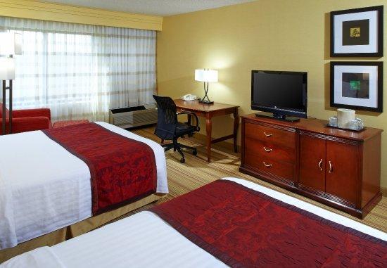 Altoona, Πενσυλβάνια: Queen/Queen Guest Room