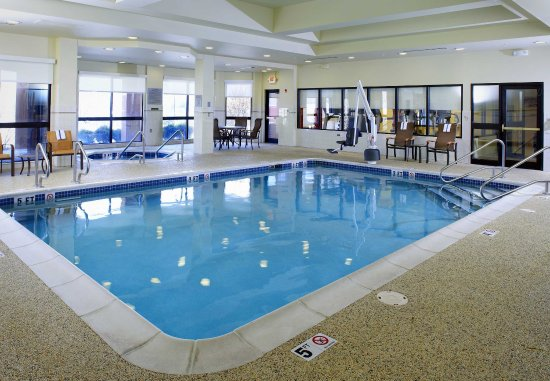 Altoona, Pensilvania: Indoor Pool