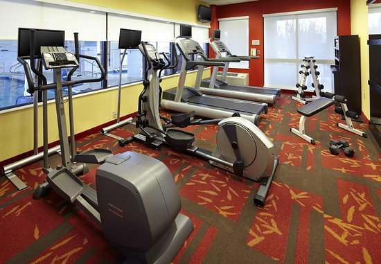 Altoona, Pensilvania: Fitness Center