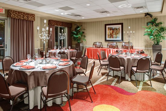 Alpharetta, GA: Meeting Room - Banquet Seating