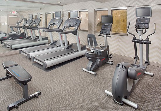 Shelton, Κονέκτικατ: Fitness Center