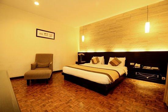 Puteri Gunung Hotel: Grand Deluxe Room
