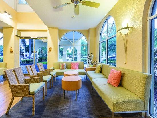 Miami Lakes, FL: LobbyView