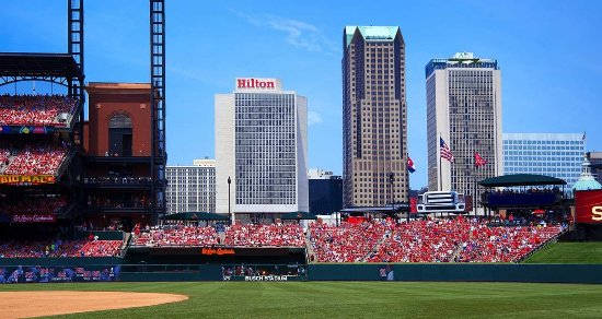 Hilton St. Louis at the Ballpark: Hilton Ballpark