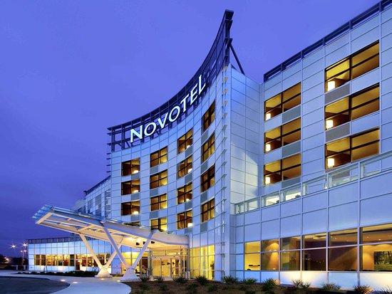 蒙特利爾機場諾富特飯店