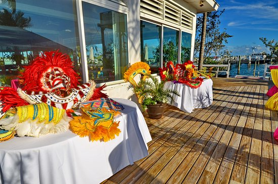Abaco Beach Resort and Boat Harbour Marina: Anglers Deck