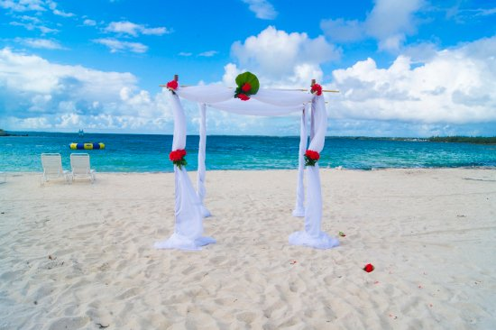 Marsh Harbour, Great Abaco Island: Wedding Picture