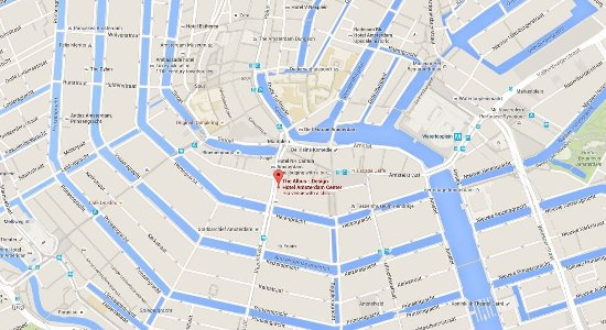 Hotel Amsterdam Albus