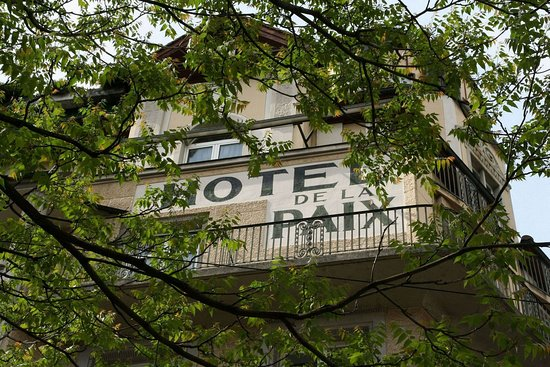 호텔 드 라 파이스