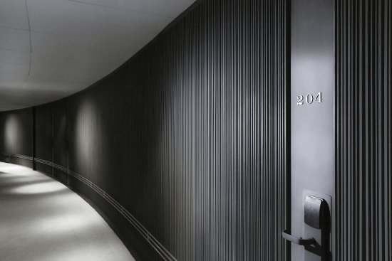 COMO The Halkin: Black Corridor