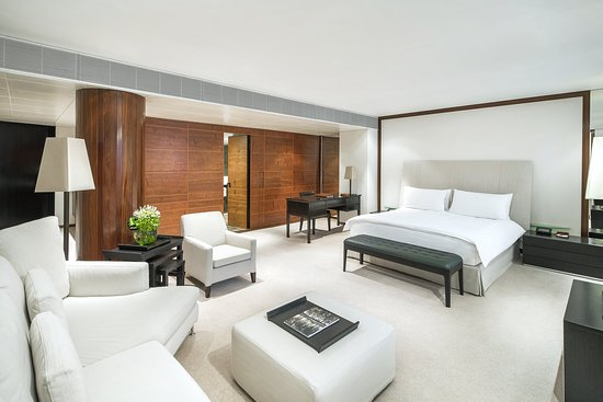 COMO The Halkin: Belgravia Suite Open Plan