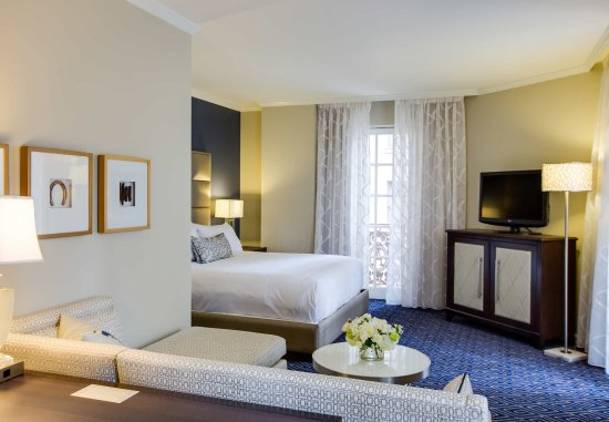 The Adolphus: Executive King Suite