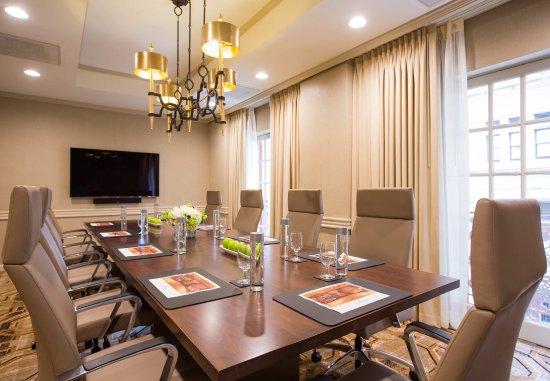 The Adolphus: Executive Boardroom