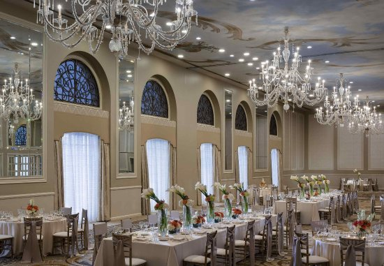 The Adolphus: Grand Ballroom - Weddings