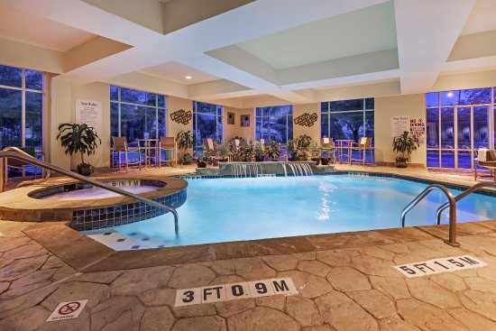Holiday Inn Express Houston-Downtown Convention Center: Swimming Pool