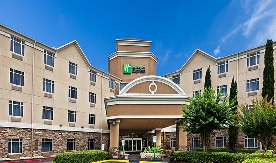 Holiday Inn Express Houston-Downtown Convention Center: Hotel Exterior