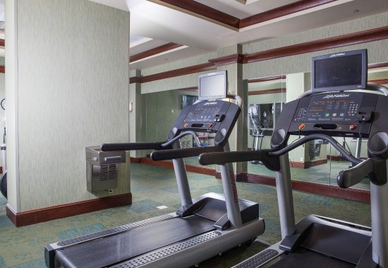 SpringHill Suites Norfolk Virginia Beach: Fitness Center