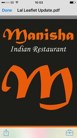 Strood, UK: Manisha