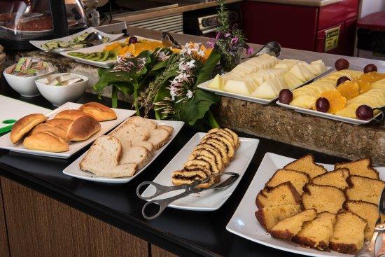 Casa do Patio by Shiadu: Homemade Breakfast