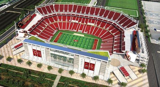 Milpitas, كاليفورنيا: Levi's Stadium