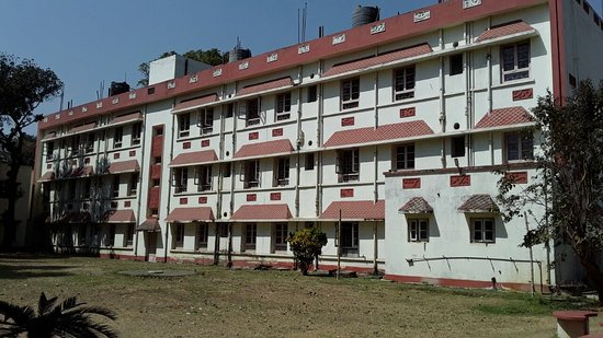 Bolpur, India: non-AC rooms complex