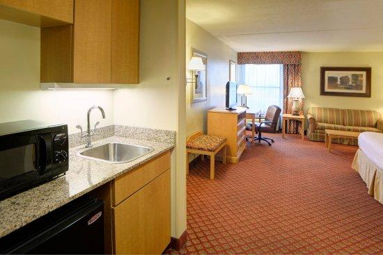 Holiday Inn Express Indianapolis South: Executive Room