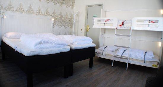 Arvika, Sverige: 4-bäddsrum Premium